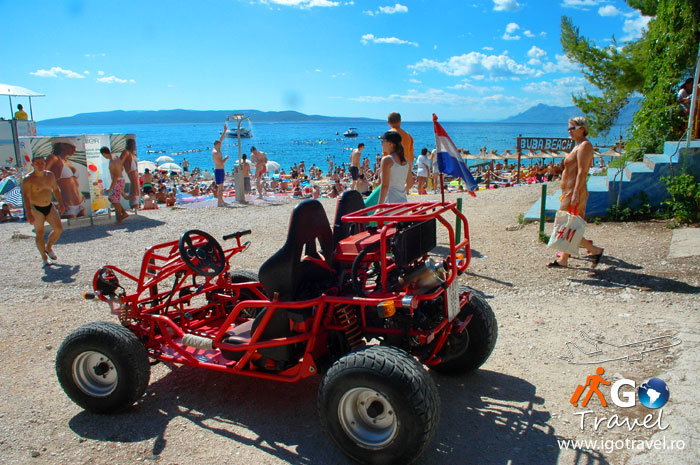 bubba beach party fun makarska